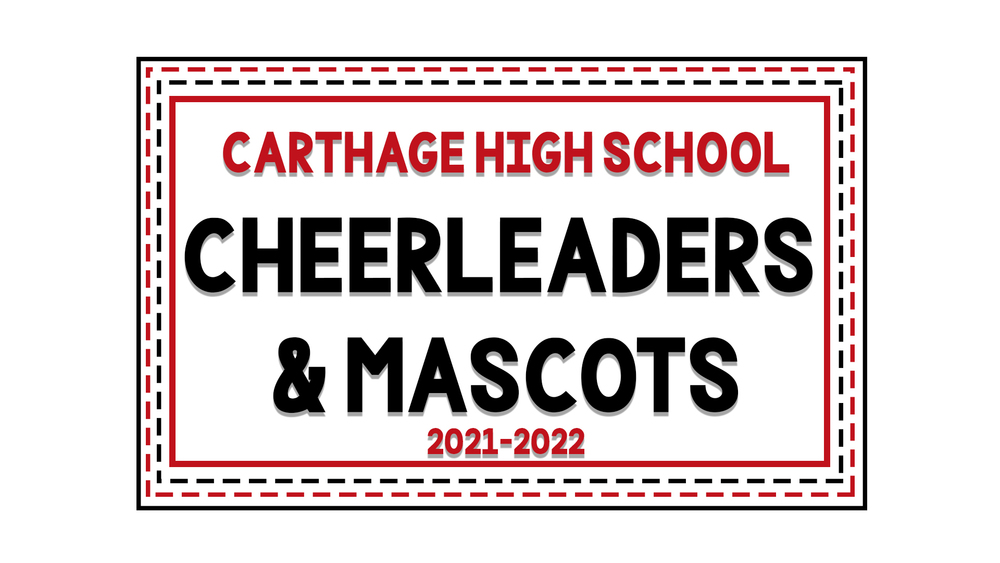 2021-2022 Cheerleaders and Mascots
