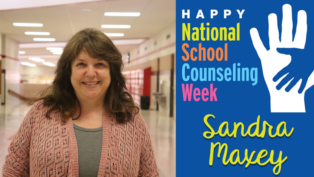 National School Counseling Week: Mrs. Maxey