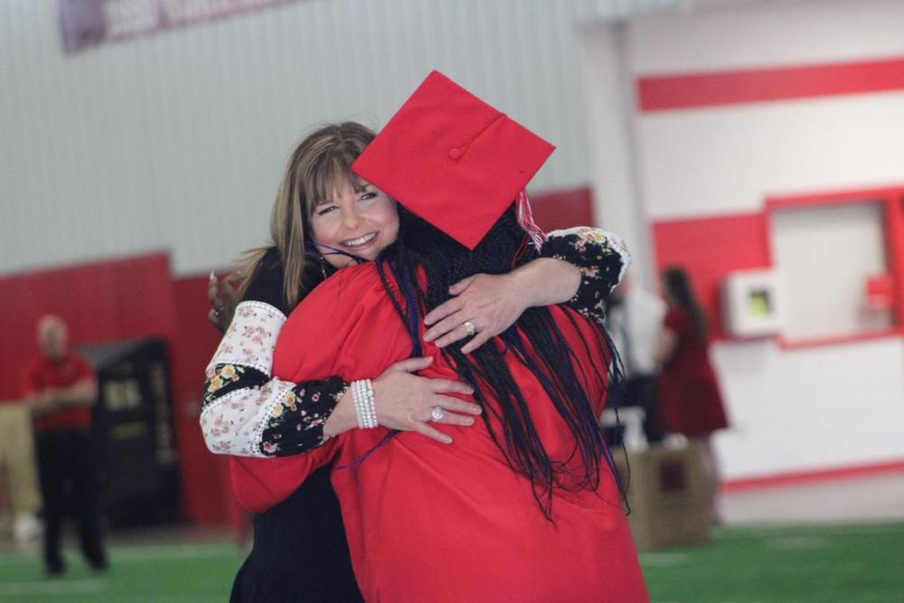 Carthage ISD's PACE Academy hosts 'second chance' graduation for 2020 seniors