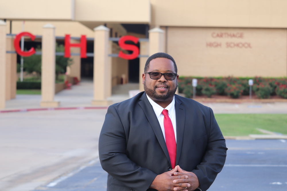 Mr. Justin Smith named new CHS Principal