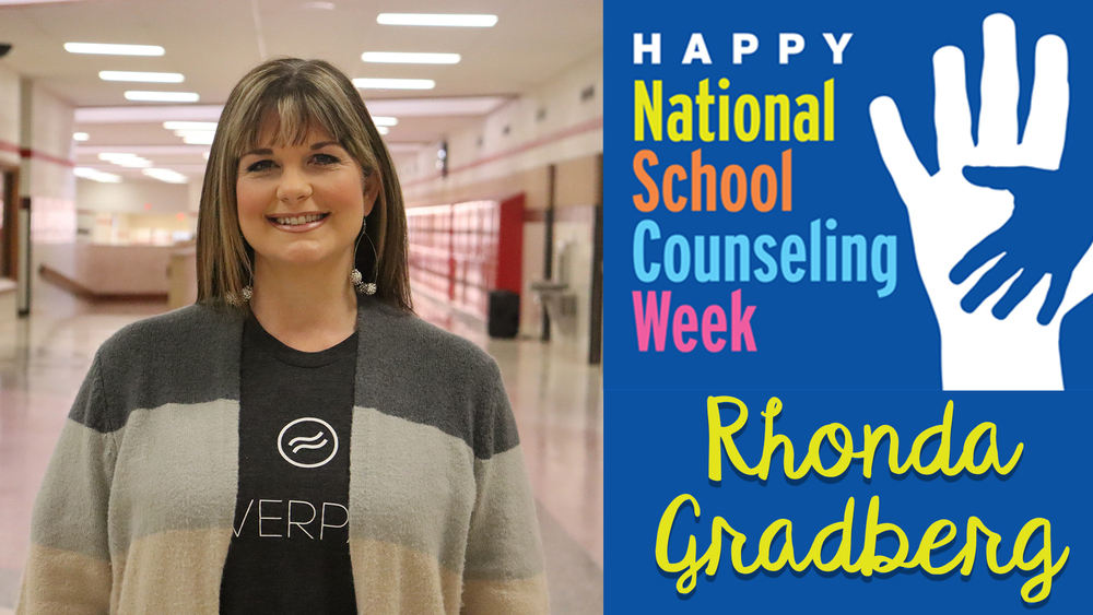 National School Counseling Week: Mrs. Gradberg