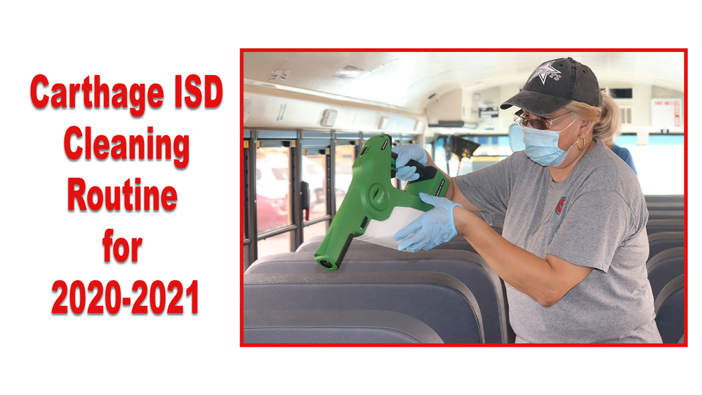 Ushering in a New Era of Cleaning Schools: CISD Purchases Sanitizing Machines