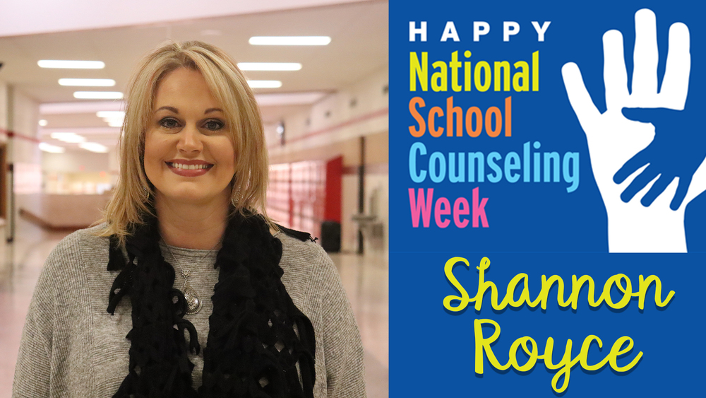 National School Counseling Week: Mrs. Royce