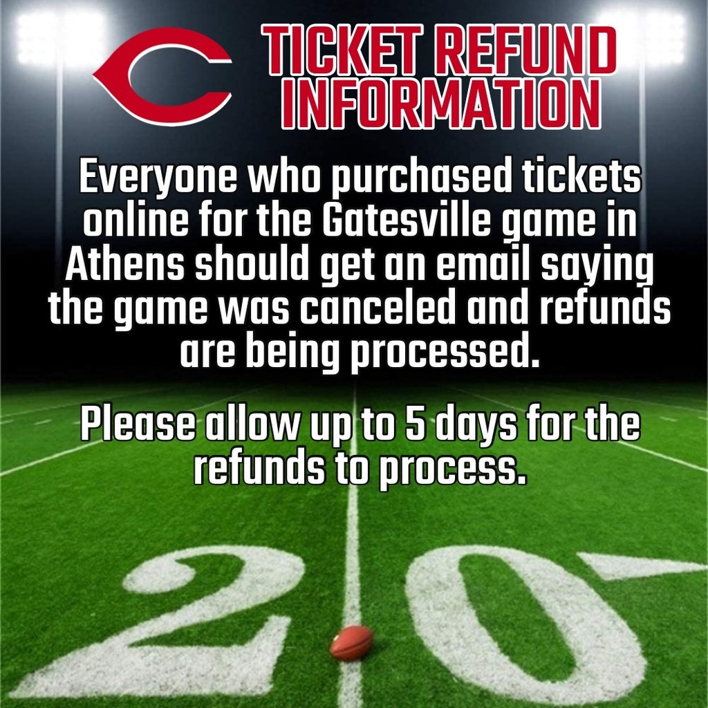 refund info gatesville