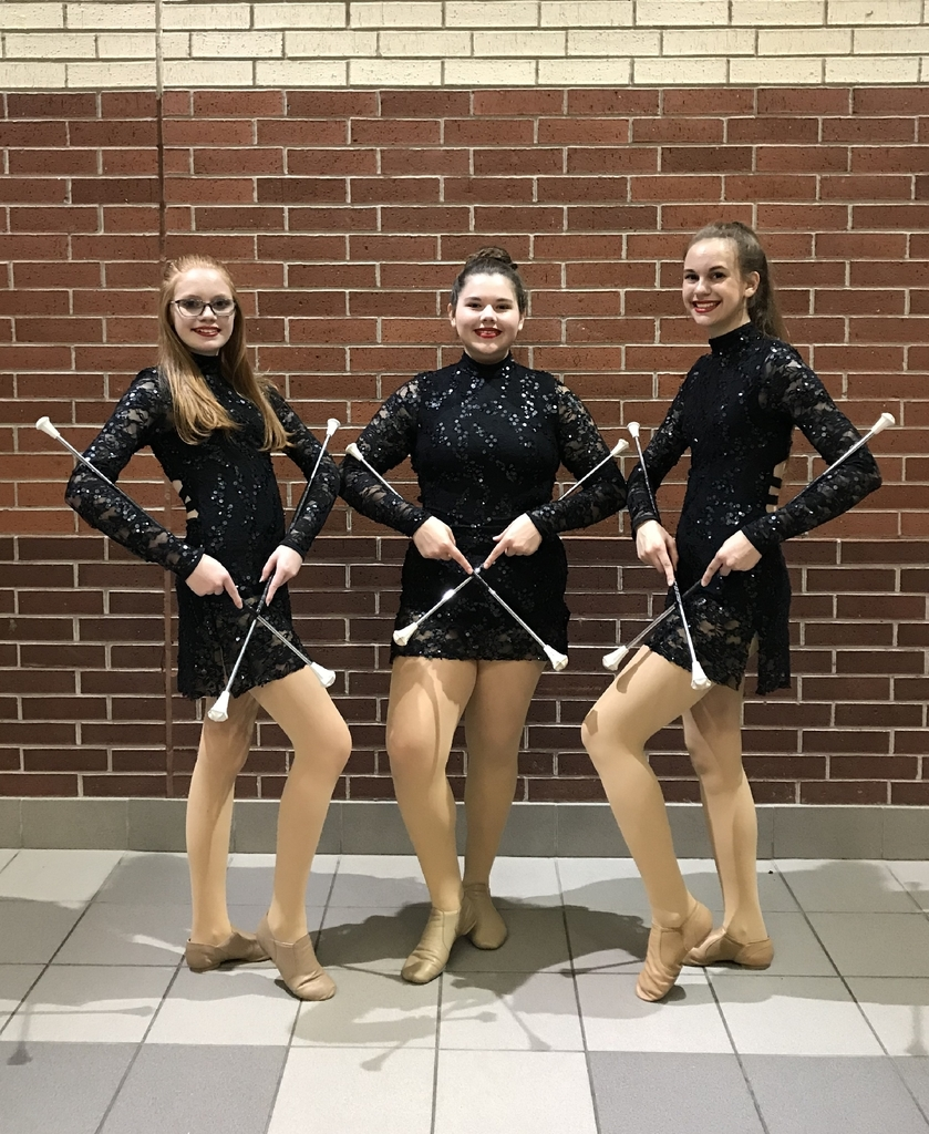 CHS UIL Twirling Contest