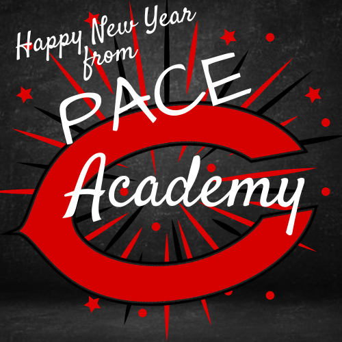 Happy New Year from PACE Academy
