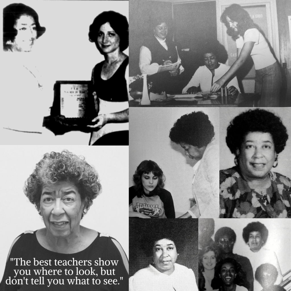 Black History Month Recognition Edith Shepherd