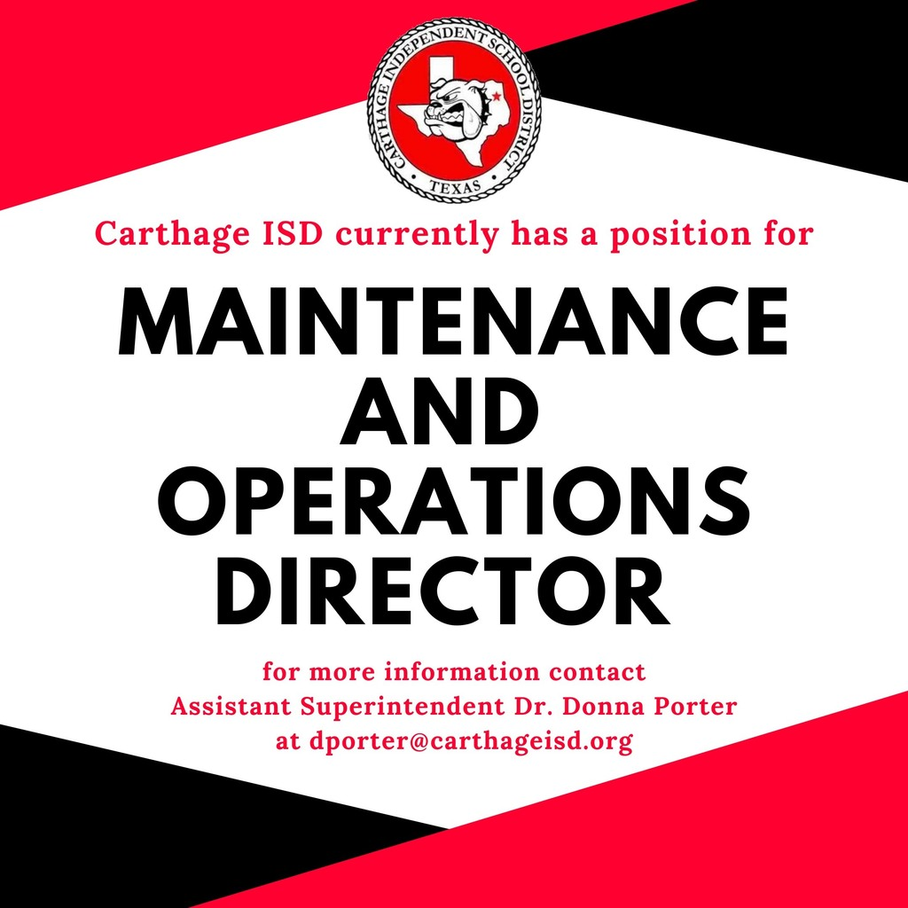 Maintenance & Operations Director