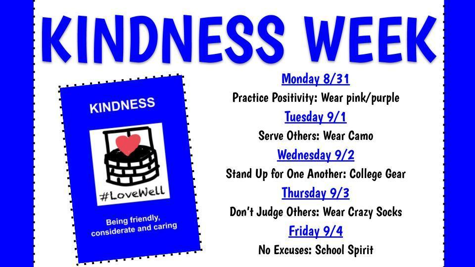 Kindness Week
