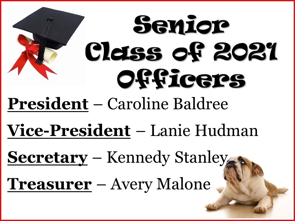 Senior officers