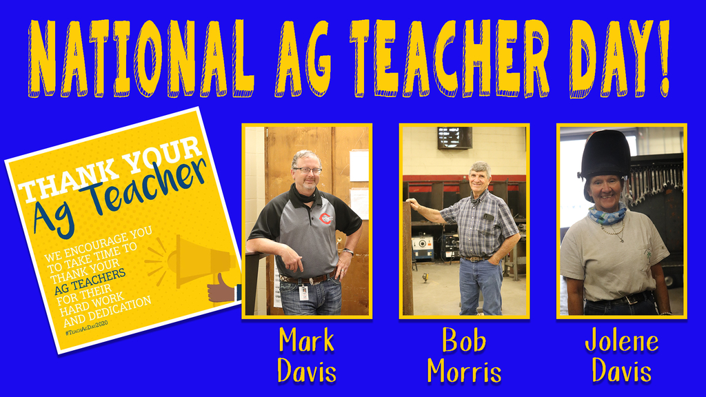Ag teacher day